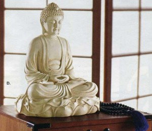 Buddha-on-table
